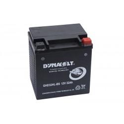DYNAVOLT GHD32HL-BS 32Ah akumuliatorius
