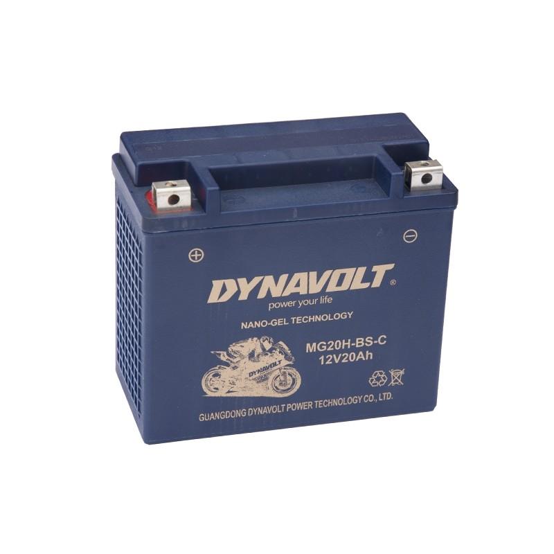 DYNAVOLT MG20H-BS 20Ah akumuliatorius