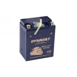 DYNAVOLT MG14L-A2 14Ah akumuliatorius