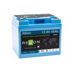 RELION RB40 Lithium Ion аккумулятор глубокого разряда