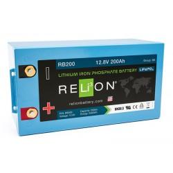 RELION RB200 Lithium Ion аккумулятор глубокого разряда