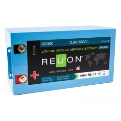 RELION RB300 Lithium Ion deep cycle battery