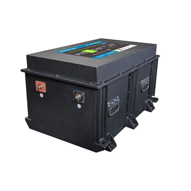 RELION RB48V300 Lithium Ion gilaus iškrovimo akumuliatorius