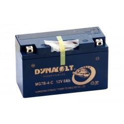 DYNAVOLT MG7B-4 6Ач аккумулятор
