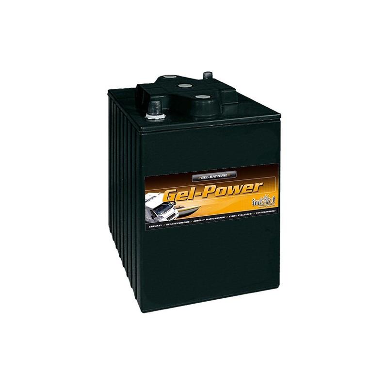 intAct GEL-200 6V 200Ah akumuliatorius