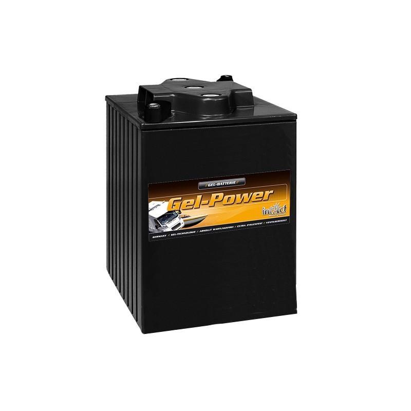 intAct GEL-200 6V M10 200Ah akumuliatorius