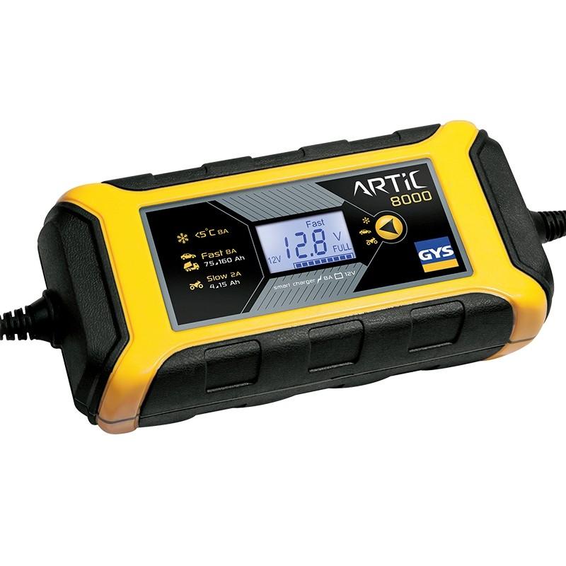Зарядное устройство аккумуляторов GYS ARTIC 8000