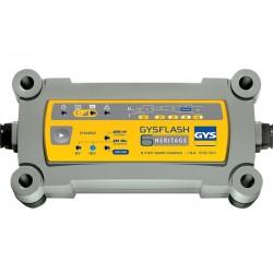Зарядное устройство аккумуляторов GYS FLASH HERITAGE 6A