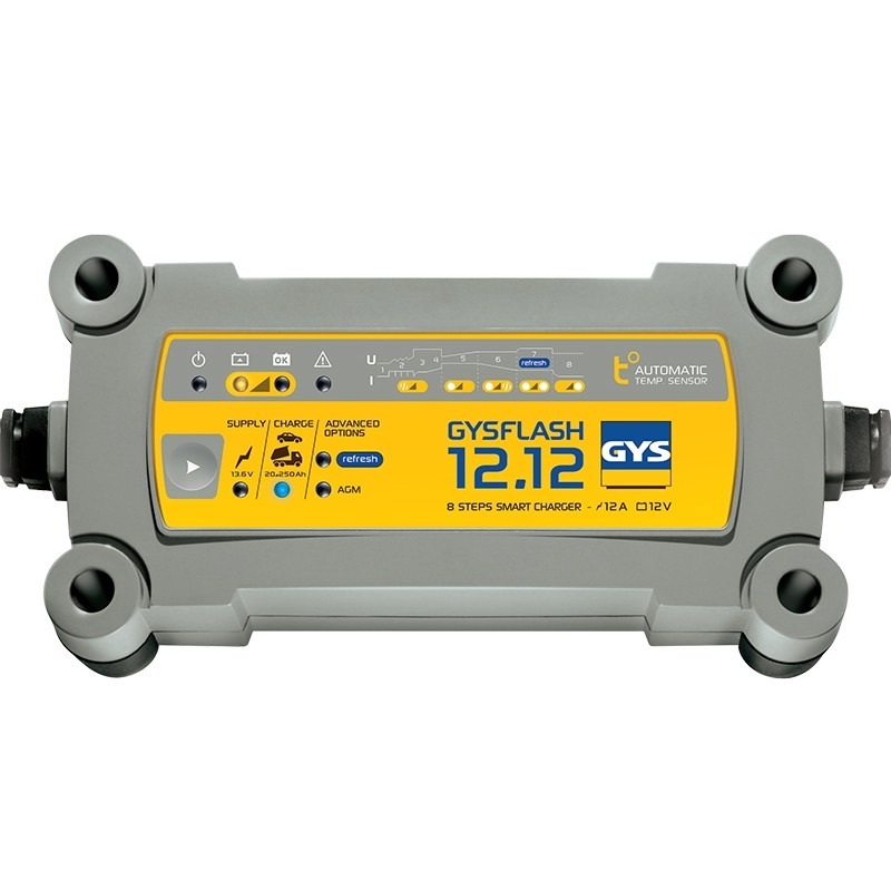 Battery charger GYS FLASH 12.12