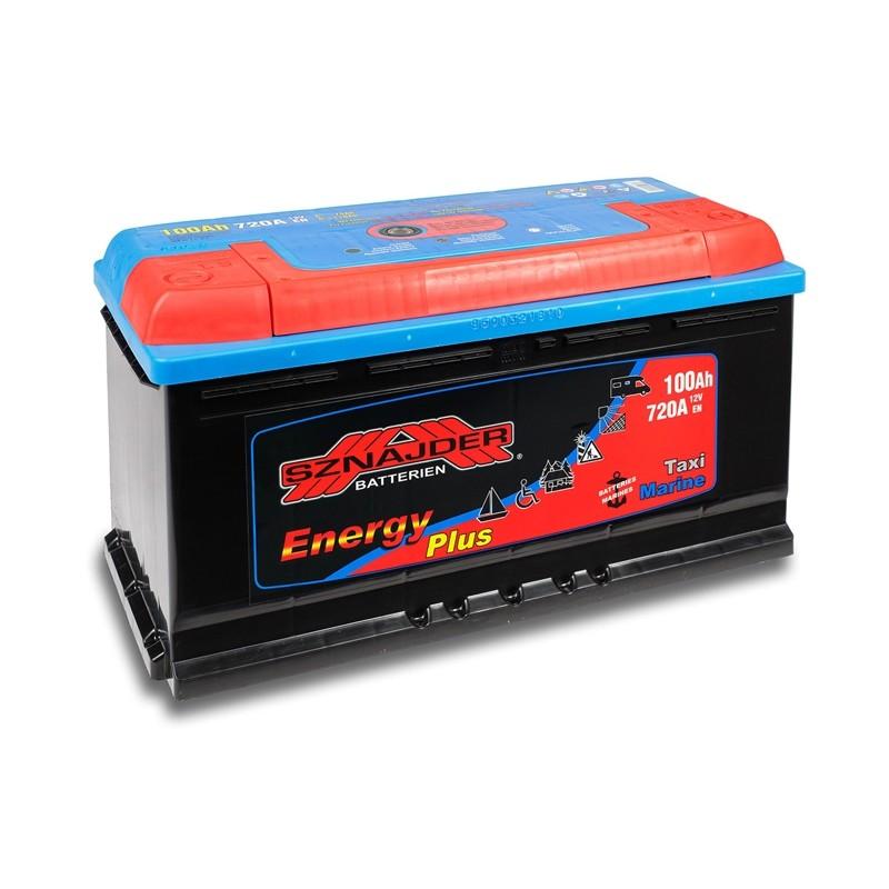 SZNAJDER ENERGY PLUS 960-07 100Ah akumuliatorius