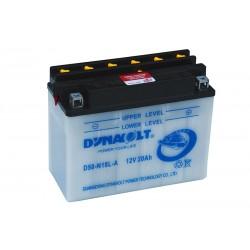 DYNAVOLT D50N-18L-A (52012) 20Ач аккумулятор