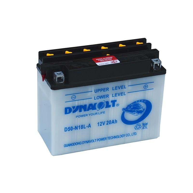 DYNAVOLT D50N-18L-A (52012) 20Ah akumuliatorius