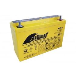 FULLRIVER HC15 AGM 15Ah battery