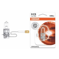 Headlight bulb OSRAM H3 64151-01B Original (1 pcs.)
