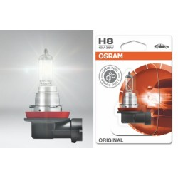 Headlight bulb OSRAM H8 64212-01B Original (1 pcs.)