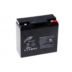 RITAR HR12-88W 12В 22Ач AGM VRLA аккумулятор