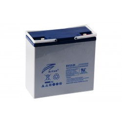 RITAR EV12-24 12V 24Ah AGM VRLA battery