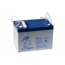 RITAR EV12-60 12V 60Ah AGM VRLA battery