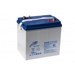 RITAR EV6-205 6V 205Ah AGM VRLA battery