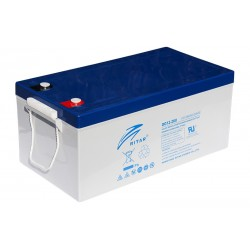 RITAR DG12-260 12V 260Ah GEL VRLA battery