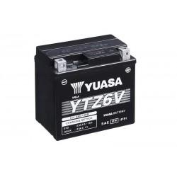 YUASA YTZ6V 5.3Ah (C20) akumuliatorius