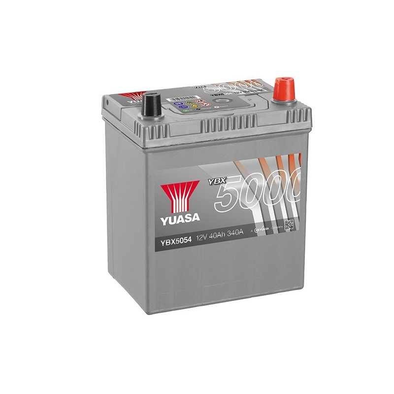 YUASA YBX5054 40Ah 340A akumuliatorius