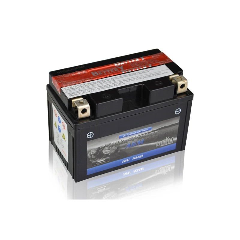 intAct YTX12A-BS (51013) 10Ah battery
