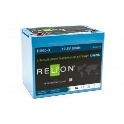 RELION RB60-X Lithium Ion аккумулятор глубокого разряда