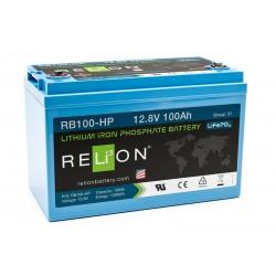 RELION RB100-HP Lithium Ion gilaus iškrovimo akumuliatorius