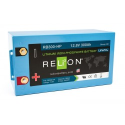 RELION RB300-HP Lithium Ion deep cycle battery