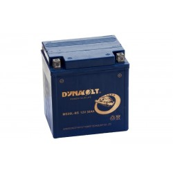 DYNAVOLT MGYIX30L (MG30L-BS) 30Ah battery