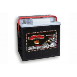 SZNAJDER JAPAN SILVER 53570 35Ah battery