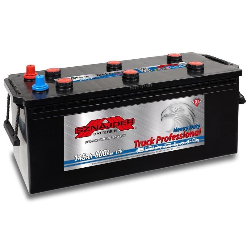 SZNAJDER HD EVOLUTION 64520 145Ah battery