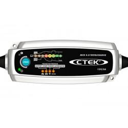 Impulsinis įkroviklis akumuliatoriams CTEK MXS 5.0 + TEST