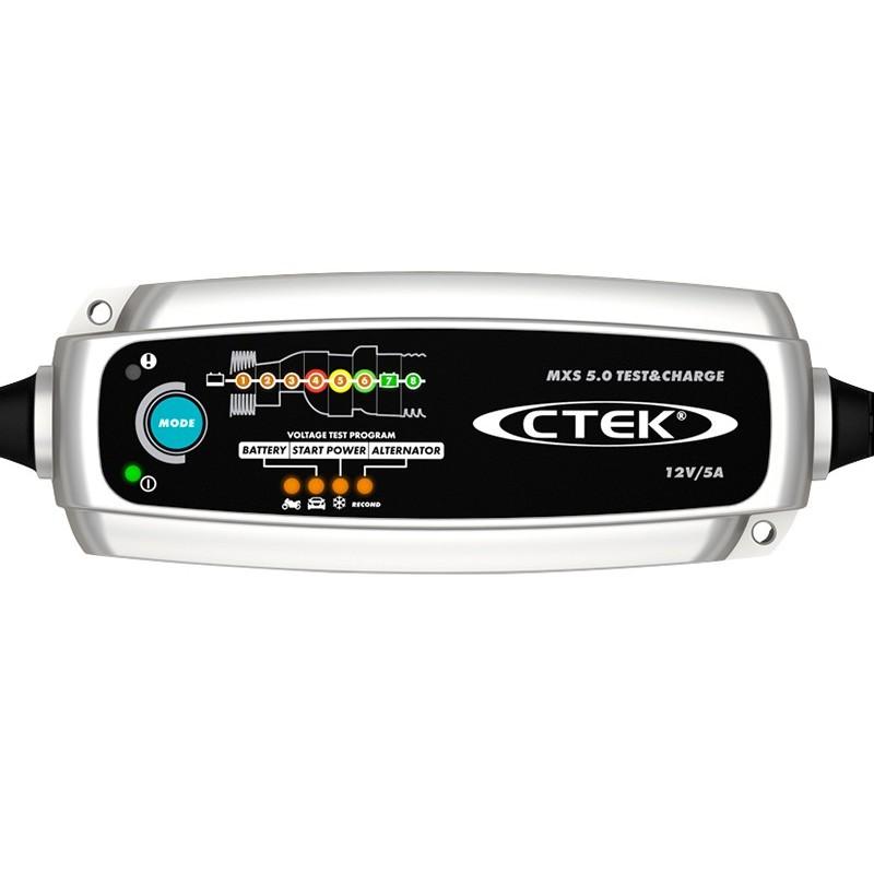 Зарядное устройство аккумуляторов CTEK MXS 5.0 + TEST
