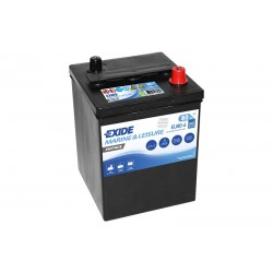 Starter battery EXIDE 6V 80Ah 600A/EN