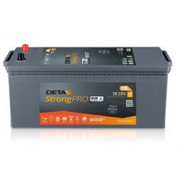 DETA DE2353 HVR 235Ah 1150A (EN) akumuliatorius