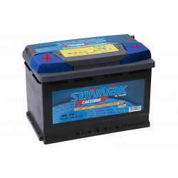 Sonnak 760616L 75Ah 760A (EN) starter battery