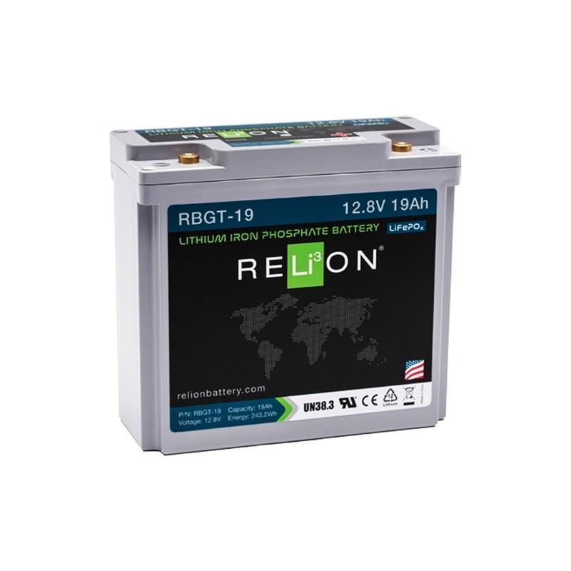 RELION RBGT19 Lithium Ion gilaus iškrovimo akumuliatorius