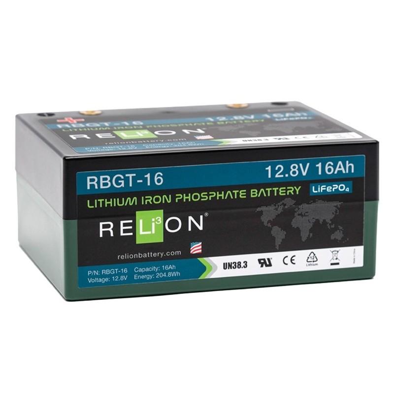RELION RBGT16 Lithium Ion gilaus iškrovimo akumuliatorius