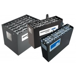EXIDE EPzS, EPzB ir EPzV (GEL) traction batteries for forklifts