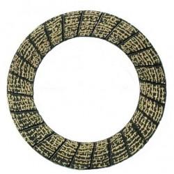 Фрикционный диск сцепления A 215x146x3.5