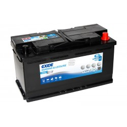 Starter battery EXIDE AGM 95Ah/850A