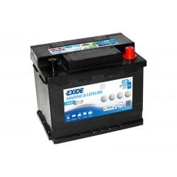 EXIDE EP500 AGM 60Ah 680A akumuliatorius