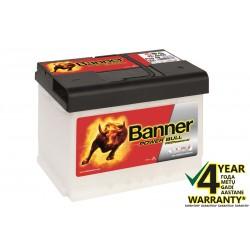 Starter battery Banner Power PRO 50Ah