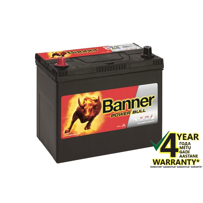 BANNER Power Bull P4524 45Ач аккумулятор
