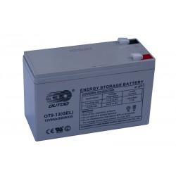 VRLA battery OUTDO OT9-12 GEL 12V 9Ah