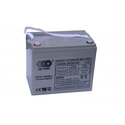 VRLA/battery OUTDO OT75-12 GEL 12V 75Ah