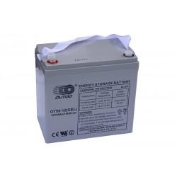 VRLA/battery OUTDO OT55-12 GEL 12V 55Ah