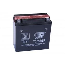 MOTO/battery OUTDO YT14B-BS